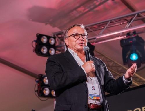 Игорь Угольников рассказал участникам форума «Форсаж» обэволюции смыслов и своём новом кинопроекте